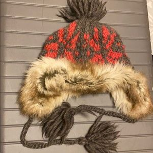 American Eagle Trapper Hat